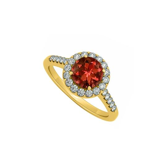 Preload https://img-static.tradesy.com/item/25775776/red-june-birthstone-garnet-and-cubic-zirconia-april-birthstone-halo-engage-ring-0-0-540-540.jpg