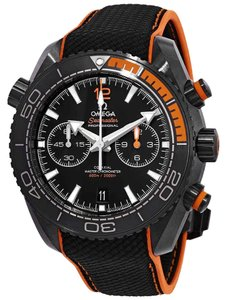 Omega Seamaster Planet Ocean Index H-MarkerChronograph Automatic Men's Watch