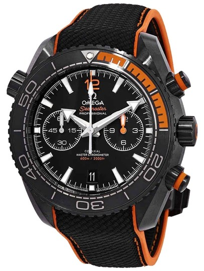 Omega Seamaster Planet Ocean Index H-MarkerChronograph Automatic Men's Watch Image 0