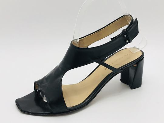 CoSTUME NATIONAL Black Sandals Image 3