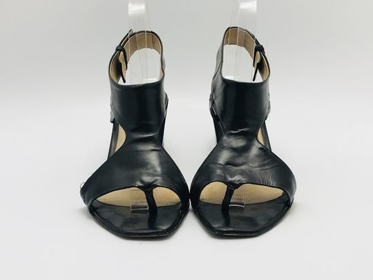 CoSTUME NATIONAL Black Sandals Image 5