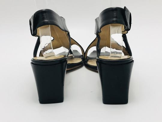 CoSTUME NATIONAL Black Sandals Image 6
