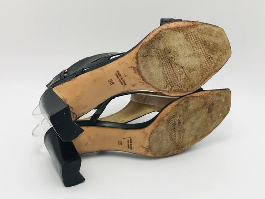 CoSTUME NATIONAL Black Sandals Image 7