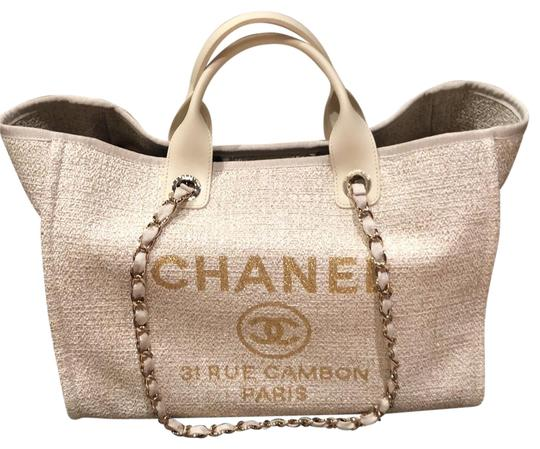 Preload https://img-static.tradesy.com/item/25775851/chanel-deauville-shopping-ivory-canvas-tote-0-3-540-540.jpg
