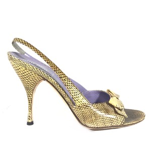 ac30d9c9f84 Women's Yellow Miu Miu Shoes