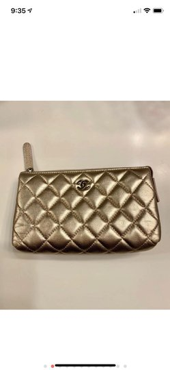 Chanel Chanel cosmetic pouch Image 1