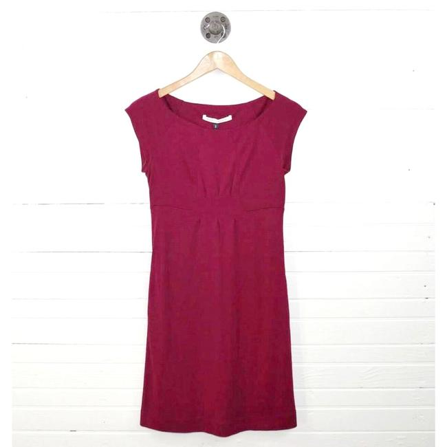 Item - Red Fitted #138-16 Short Night Out Dress Size 2 (XS)