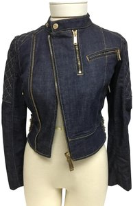 Dsquared2 Navy Womens Jean Jacket