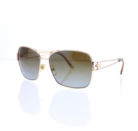 Versace VE2138 1002/T5 59mm Square Aviator Polarized Image 1