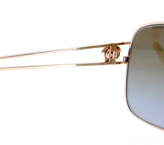 Versace VE2138 1002/T5 59mm Square Aviator Polarized Image 11