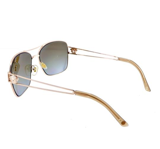Versace VE2138 1002/T5 59mm Square Aviator Polarized Image 3