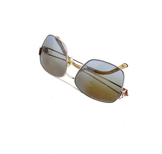 Versace VE2138 1002/T5 59mm Square Aviator Polarized Image 6