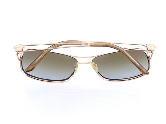 Versace VE2138 1002/T5 59mm Square Aviator Polarized Image 8