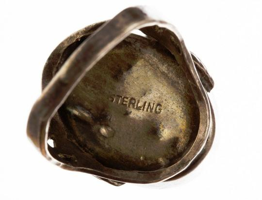 Sterling Blister Pearl Ring Image 3