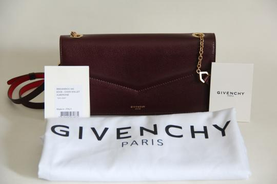 Givenchy Color Block Wallet On Chain Cross Body Bag Image 1