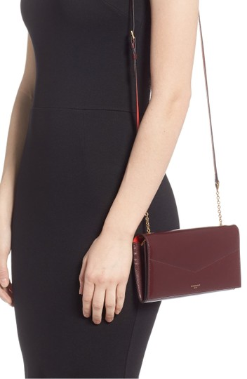 Givenchy Color Block Wallet On Chain Cross Body Bag Image 10