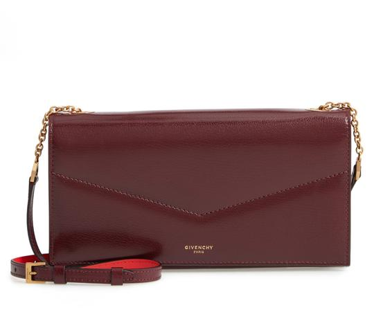 Givenchy Color Block Wallet On Chain Cross Body Bag Image 11
