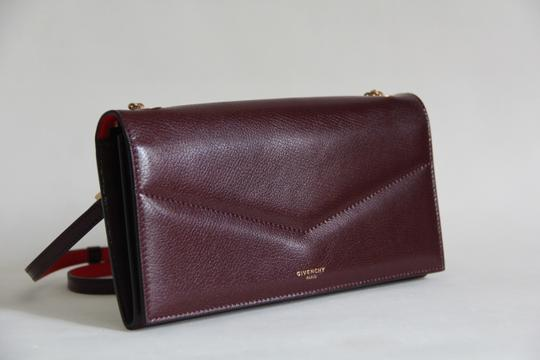 Givenchy Color Block Wallet On Chain Cross Body Bag Image 3