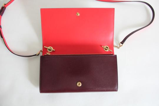 Givenchy Color Block Wallet On Chain Cross Body Bag Image 5