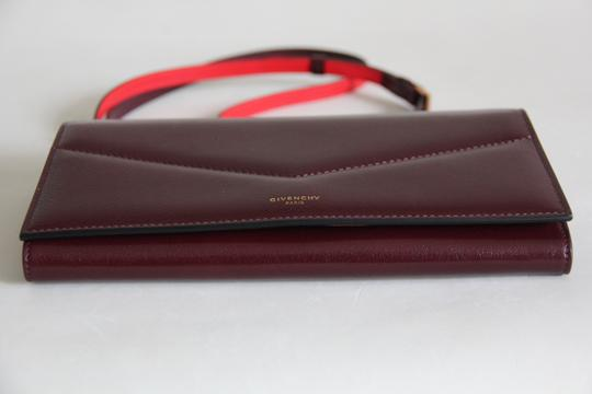 Givenchy Color Block Wallet On Chain Cross Body Bag Image 7