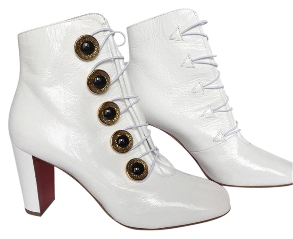 d2c7957b592 White Lady See Boots/Booties