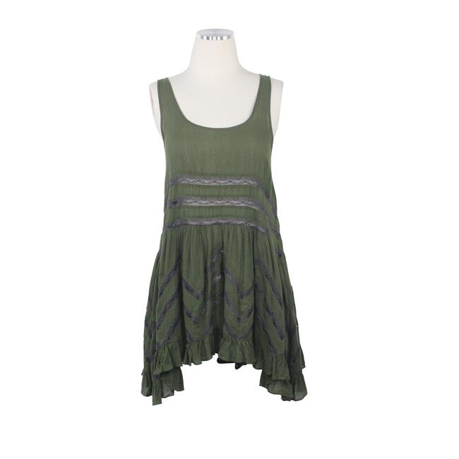 Preload https://img-static.tradesy.com/item/25779107/free-people-green-intimately-tiered-short-casual-maxi-dress-size-2-xs-0-0-650-650.jpg