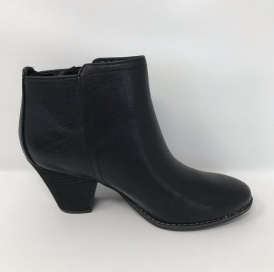 Dr. Scholl's Black Boots Image 1
