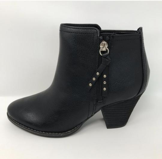Dr. Scholl's Black Boots Image 2
