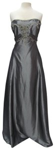 Cassandra Stone Prom Homecoming Strapless Long Dress
