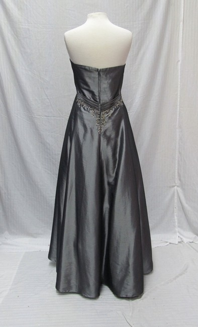 Cassandra Stone Prom Homecoming Strapless Long Dress Image 1