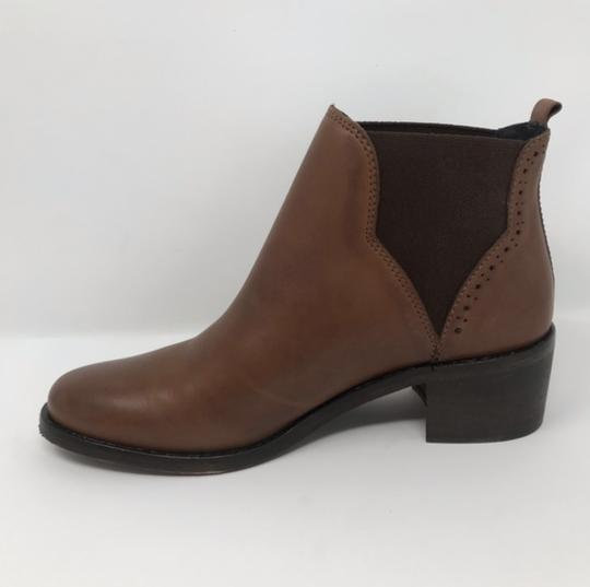 Dune London Brown Boots Image 1