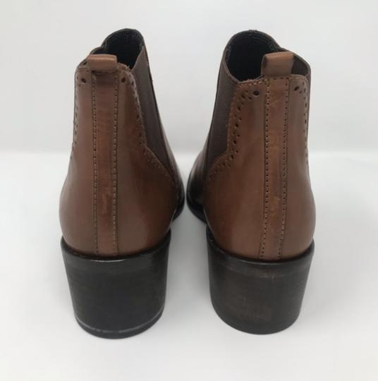 Dune London Brown Boots Image 3