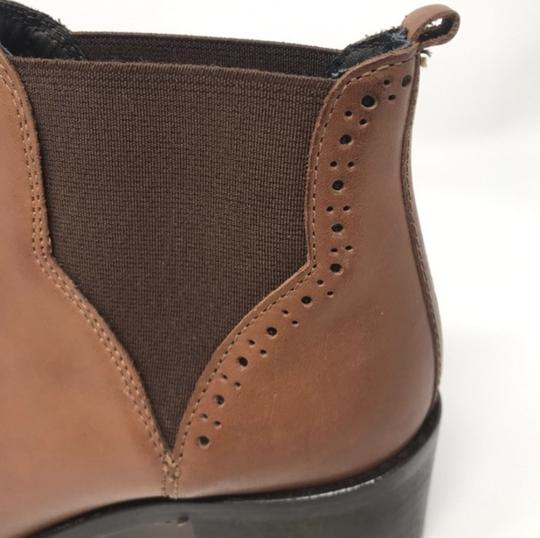 Dune London Brown Boots Image 5