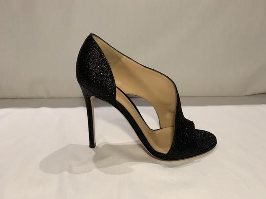 Gianvito Rossi Leather Ankle Classic black Formal Image 8