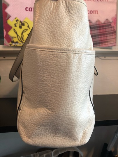 Coach Tote in off White Image 2