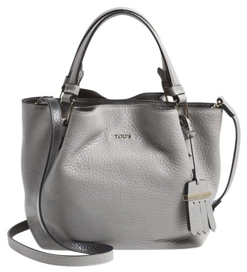 Tod's Leather Hobo Cross Body Bag Image 0