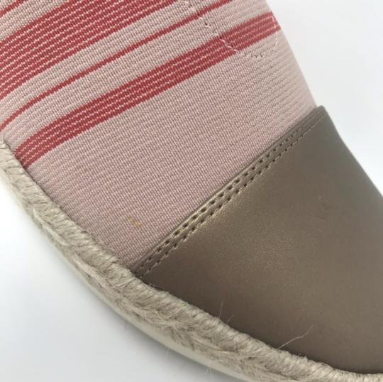 Easy Spirit Pink and Gold Flats Image 7