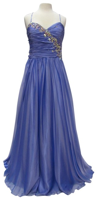 Item - Purple 6129/ Long Formal Dress Size 20 (Plus 1x)
