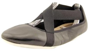 Easy Spirit Black and White Flats