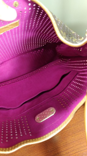 Louis Vuitton Limited Edition Perforated Musette Shoulder Bag Image 9