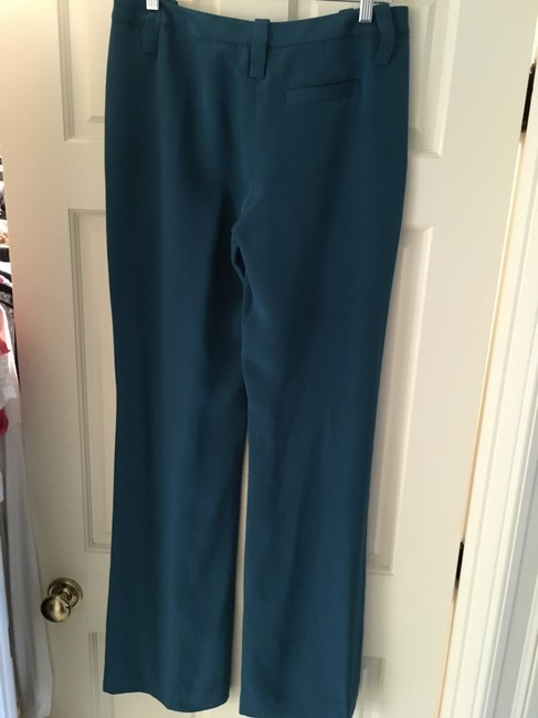 Paige Relaxed Pants Turquoise Image 1