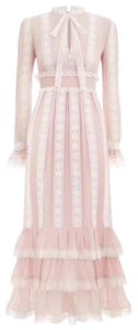 Pink Maxi Dress by ZIMMERMANN