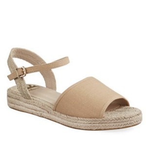 Fergalicious by Fergie Tan Sandals