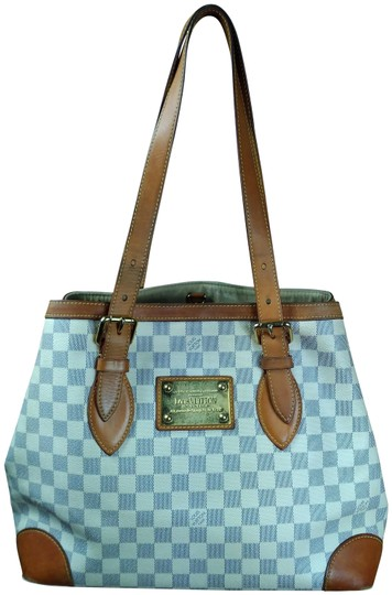 Preload https://img-static.tradesy.com/item/25779669/louis-vuitton-hampstead-damier-azur-mm-white-canvas-shoulder-bag-0-1-540-540.jpg