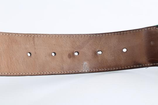 Gucci Gucci Web Belt with G Buckle Image 10