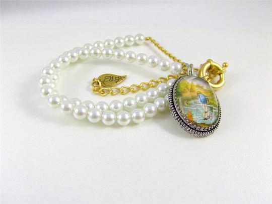 Disney DISNEY COUTURE WINNIE POOH 'A LITTLE THOUGHT FOR OTHERS' NECKLACE**NEW Image 1