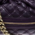 Marc Jacobs Leather Fabric Shoulder Bag Image 8