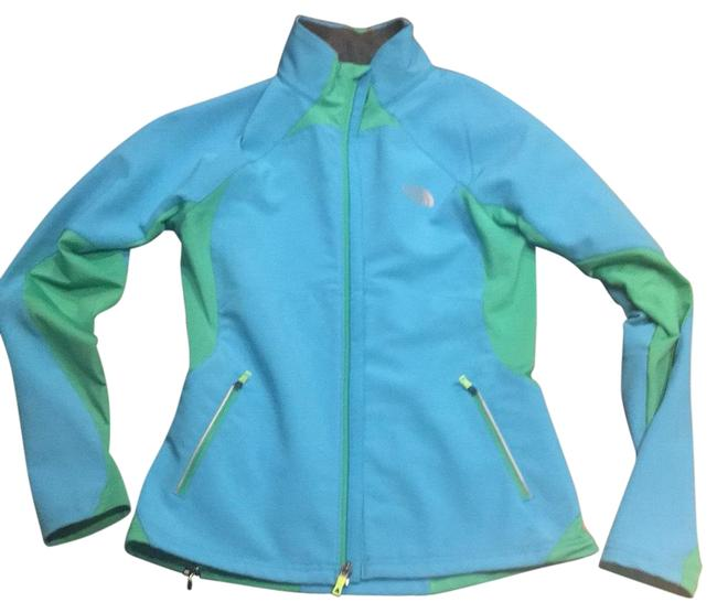 Item - Blue Green Athletic Activewear Outerwear Size 4 (S)