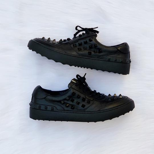 Valentino Black Athletic Image 11