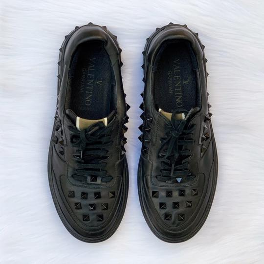 Valentino Black Athletic Image 5